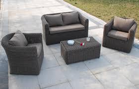 canape jardin resine salon de jardin resine tressee pas cher royal sofa idée de
