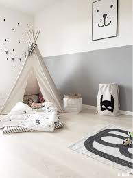 chambre bebe noir 15 chambres d enfants en mode black and white billie blanket