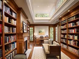 Best Cozy Home Library Ideas On Pinterest Home Libraries - Library interior design ideas