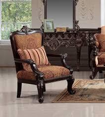 chair bradington traditional truffle fabric accent chair living
