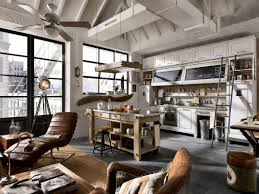 vintage kitchen style vintage industrial style kitchen rustic