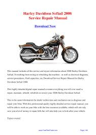 28 99 softail owner manual 100079 7513201 shop harley