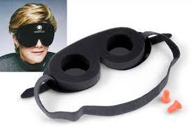 sleep mask light alarm mindfold lights out sleep mask