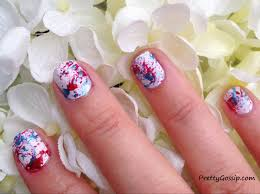 20 amazing and simple nail how to splatter paint nails pretty gossip