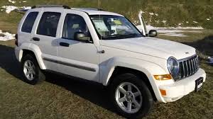 used cars jeep liberty 2006 jeep liberty limited 4wd used car sale maryland m400284a