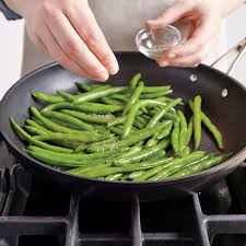 green beans recipe thanksgiving quick and easy green beans recipe myrecipes
