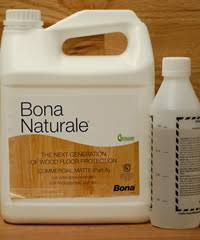 bona naturale waterbased finish commercial matte leese