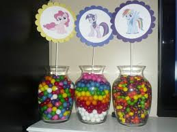 My Little Pony Party Centerpieces by 80 Best My Little Pony Party Ideas Images On Pinterest Birthday