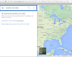 Florida Map Google by Google Maps Url With Lat U0026 Lon Returns