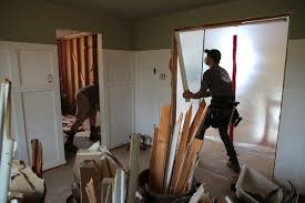what to do with demo debris fine homebuilding