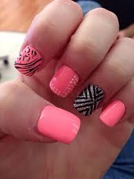 the 25 best pink cheetah nails ideas on pinterest pink leopard