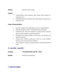 power plant electrician cover letter