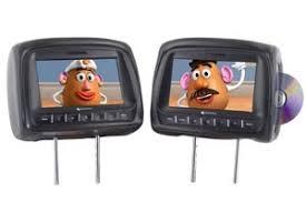 Upholstery Dvd Car Dvd Players In Dash Headrest Overhead U0026 Portable