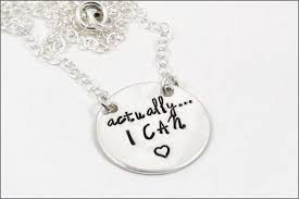 Custom Silver Pendants 2 Tag Personalized Names Necklace Sterling Silver U0026 Bronze