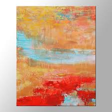 abstract art kitchen wall art large painting flower painting