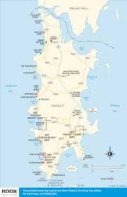 Bangkok Map Printable Travel Maps Of Thailand Moon Travel Guides
