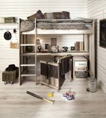 Full Size Bunk Bed With Desk Underneath Wood Bunk Bed With Desk Beds With Desks Underneath Full Size Loft