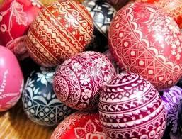 Easter Egg Decorating Polish by 64 Best Pysanky Egg Decorating Images On Pinterest Egg