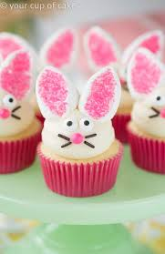 Diy Easter Decorations On Pinterest by Best 25 Bunny Cupcakes Ideas On Pinterest Easter Bunny Cupcakes