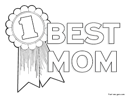 mothers day coloring page kids drawing and coloring pages marisa