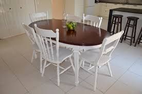 Shabby Chic Dining Table And Chairs Astonishing Furniture Dining Chairs Painted Shabby Chic