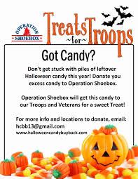 halloween usa toledo ohio halloween candy buy back