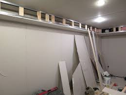 soffit framing metal channel gauge avs forum home theater