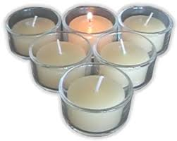 small tea light candles discount citronella glass tealight candles scented citronella