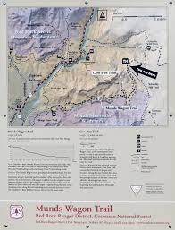 Map Of Sedona Arizona by Midgley Bridge And Huckaby Trail Hiking Sedona Az