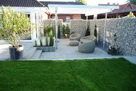 Gartengestaltung Mit Steinen Zäune Und Sichtschutz Niebuhr Gartengestaltung