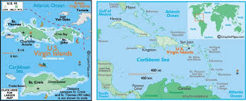 st croix caribbean map for rent waterfront vacation rental villa united states