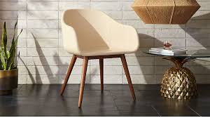 ivory chair venice studio ivory desk chair in accent chairs reviews cb2
