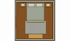 Bedroom Size For Queen Bed Homestyling101 What Size Rug Should I Buy For My Master Bedroom