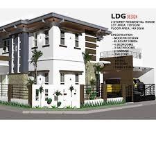 two storey residential building floor plan ldg design u0026 drafting services drafting works provider