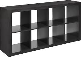 dvd storage contemporary interior design with ikea cube shelves and altra