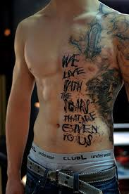 quote tattoo on side 197 best tattoo images on pinterest tattoo tatoo and tattoo ideas