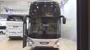 vdl futura fdd2 double decker bus exterior and interior youtube