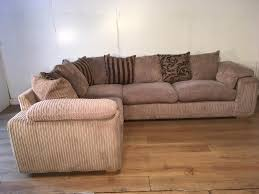 Laminate Flooring Free Delivery Beige Large Corner Sofa With Free Delivery Within 10 Miles In