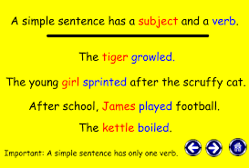 simple compound complex sentences lessons tes teach
