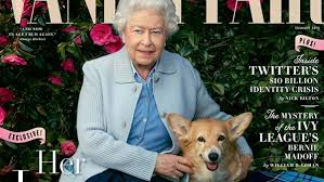 Vanity Fair China British Queen To Appear On Vanity Fair Front Cover China Org Cn