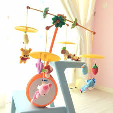 baby crib lights toys tomy disney baby crib musical mobile with light babies kids toys