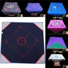 card game table cloth best deal 1m mahjong mat blanket mahjong card game table cover table