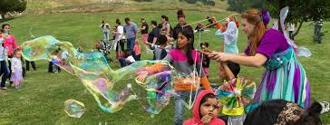 Sacramento Birthday Parties Bubbletastic Bubble Shows For