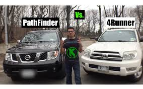 nissan murano vs xterra nissan or toyota which is the better drive 4runner vs