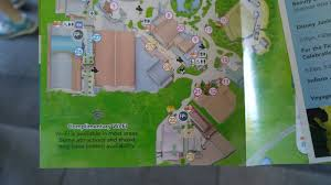Disney Hollywood Studios Map New Hollywood Studios Map Removes Streets Of America Introduces