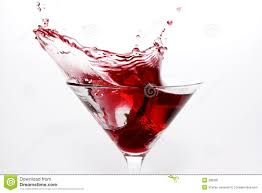 martini cosmopolitan cosmopolitan martini splash stock photo image 398390