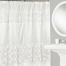 Kas Shower Curtain Kas Romana 54 Inch W X 78 Inch L Stall Fabric Shower Curtain