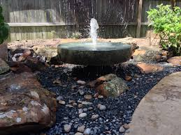 fountains are outdoor water features for landscape design ideas