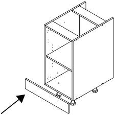 hauteur plinthe cuisine hauteur plinthe cuisine explication meubles muraux bandeau 80