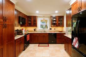 kitchen design white cabinets black appliances how to get amazing results with black or white kitchen
